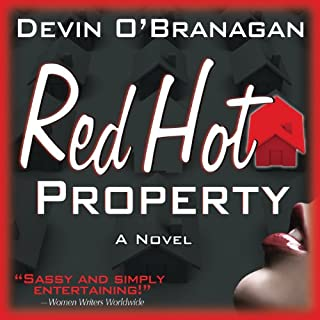 Red Hot Property audiobook cover art