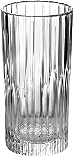 Duralex Made In France Manhattan High Glass Tumbler (Set of 6), 10.62 oz, Clear