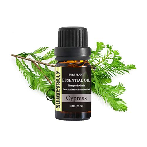 Cypress Essential Oil - Organic Pure Essential Oi.