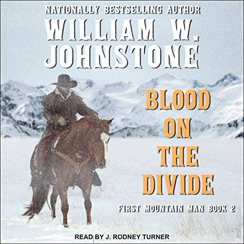 Blood on the Divide cover art