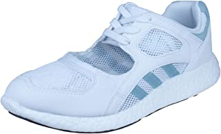 adidas Originals Equioment Racing 91/16 Womens Running Trainers/Shoes - Blue