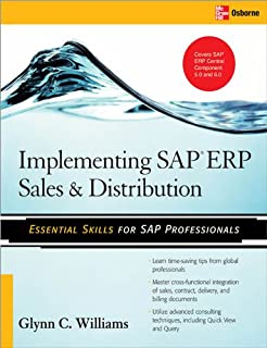 Implementing SAP ERP Sales & Distribution (English Edition)