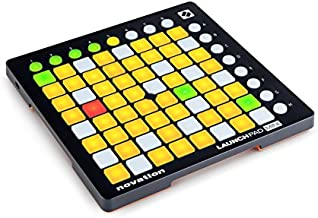 Novation MK2 Launchpad Mini Compact USB Grid Controller for Ableton Live (Renewed)
