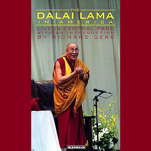 The Dalai Lama in America cover art