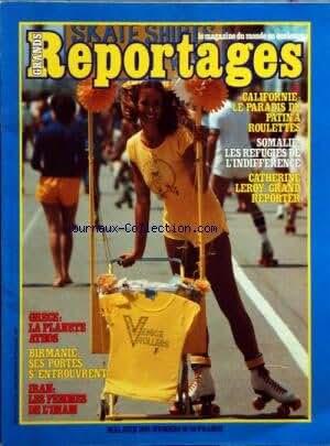 GRANDS REPORTAGES [No 19] du 01/05/1981
