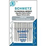 SCHMETZ Size Needle Chrome Universal Sz 90/14 10pc