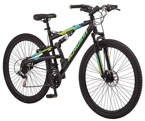 Schwinn Knowles Men's Mountain Bike, Black