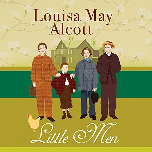 Little Men audiobook cover art