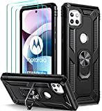 ivoler für Motorola Moto G 5G Hülle mit [Panzerglas