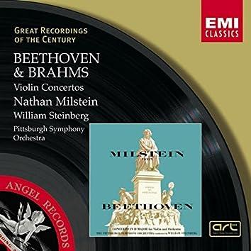 Beethoven & Brahms:Violin Concertos