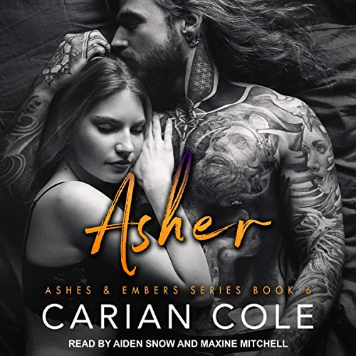 Asher cover art