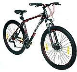 E-ROCK Mountainbike EX-7 Hardtail 29 Zoll Fahrrad MTB Trekkingrad Fitness Bike MTB Gabelfederung...