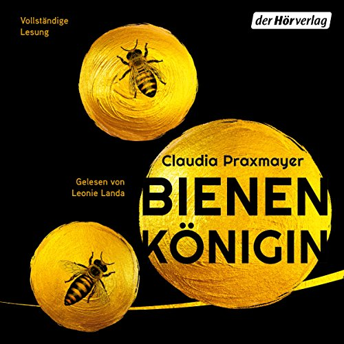 Bienenkönigin audiobook cover art