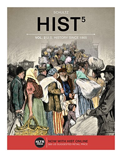 HIST, Volume 2 (New, Engaging Titles from 4LTR Press)