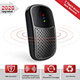 FITFORT Ultrasonic Pest Repeller - 2020 Upgraded Electronic Mouse Repeller, Higher Power Frequency Conversion...