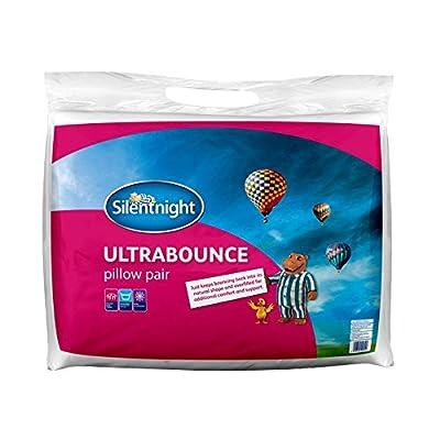 Silentnight Ultrabounce Hollowfibre Pillow With 2 Year Guarantee