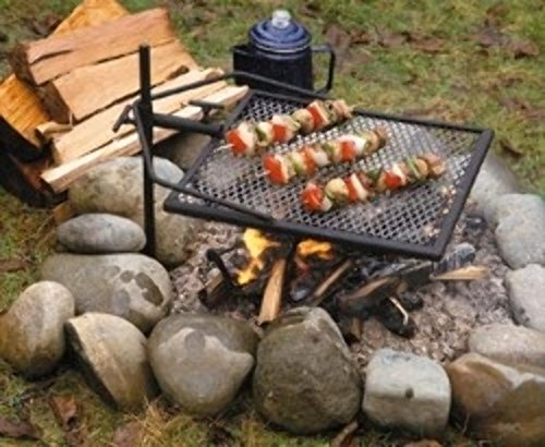 Best open fire grill