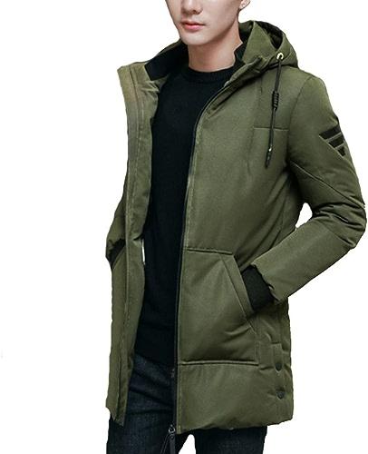 YANXH La Nouvelle Veste Down Men Leisure Thicker Coat