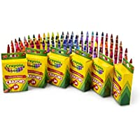 6-Pack of 24 Count Crayola Crayons