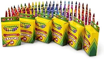 144-Count Crayola Crayons