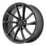 KMC Wheels KM691 Spin Satin Black Wheel (18x8'/5x114.3mm, +40mm offset)
