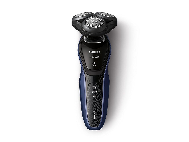 やむを得ない選ぶオークフィリップス 5000シリーズ メンズ電気シェーバー 回転刃 お風呂剃り可 トリマー付 S5251/12