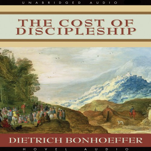 The Cost of Discipleship audiobook cover art