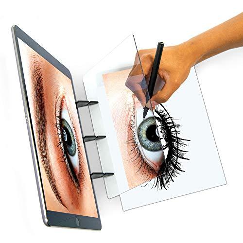Crafts & Co Smartphone Beeldprojector Teken Projector - Voor Smartphone en Tablet - Beeldscherm vergroter