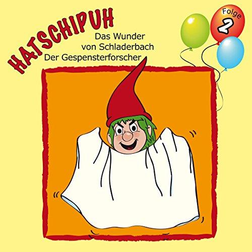 Das Wunder von Schladerbach / Der Gespensterforscher audiobook cover art