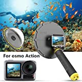 TELESIN Diving Dome for DJI OSMO Action!