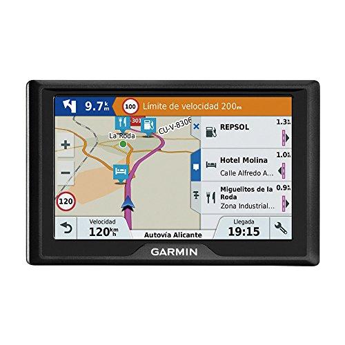 Garmin Drive 40LM SE Navigationssystem (Kontinent-Ausschnitt)