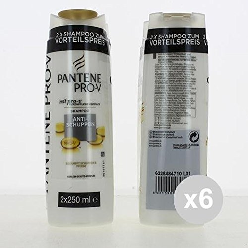 Set 6 PANTENE Shampoo 250X2 Antiforfora -Ok It Shampoo E Balsamo in vendita online