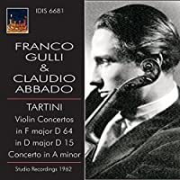 Tartini Concerti by Franco Gulli