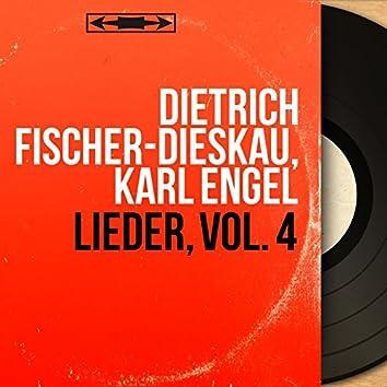 Lieder, Vol. 4 (Mono Version)