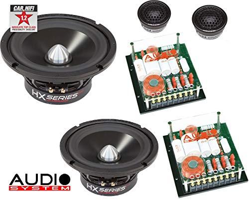 Audio System HX 165 Phase EVO 2 HX-Series Phase 16,5cm 2-Wege Komponentensystem