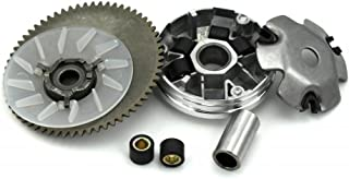 Gy6 Variator Kit Scooters Mopeds 50cc 139qmb 49 50cc Performance 6 Gram Rollers