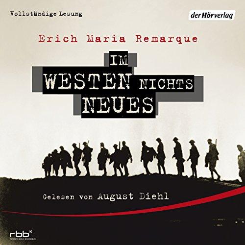 Im Westen nichts Neues audiobook cover art
