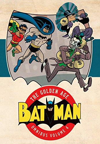 Batman The Golden Age Omn
