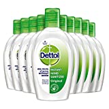 Best Hand Sanitizers - Dettol Original Germ Protection Alcohol based Hand Sanitizer Review
