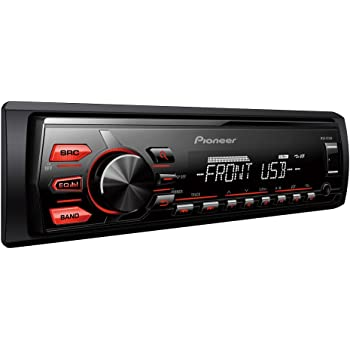 Pioneer MVH-85UB Digital Media Receiver with USB Direct Control for Certain Android Phones MEGA INT/'L TRADING GROUP INC.