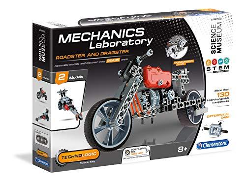 Clementoni 61285 - Kit de mecánicos para Roadster y Dragster