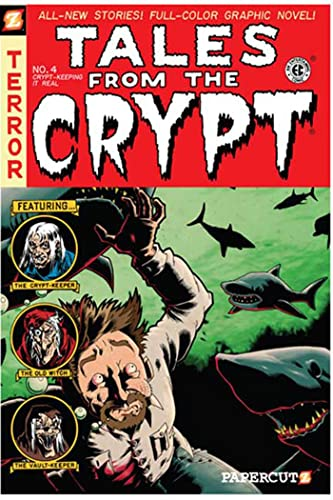 Tales from the Crypt #4: Crypt-Keeping It Real (Tales from...