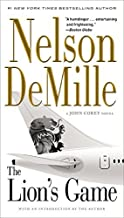 The Lion's Game (A John Corey Novel) by Nelson DeMille (2015-02-24)