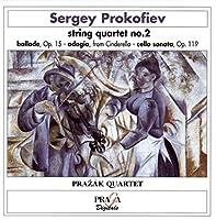 Prokofiev: String Quartet No.2