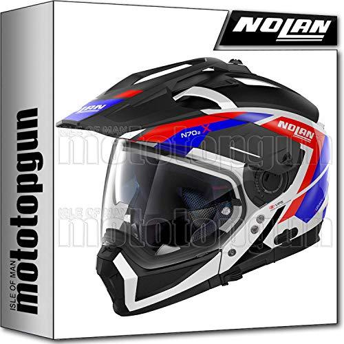 NOLAN HELM CROSSOVER MOTORRAD N70-2 X GRANDES ALPES 026 L