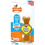 Nylabone Puppy Chew Ring Bone Chicken Flavor X-Small/Petite - Up to 15 lbs.