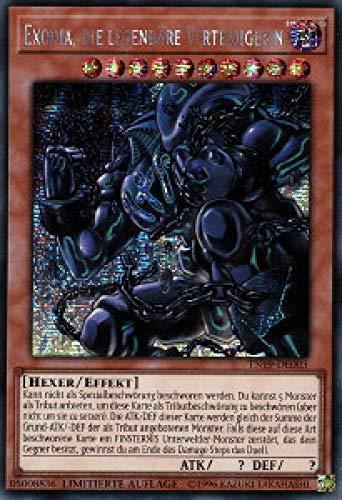 Konami TN19-DE003 Exodia, Die Legendäre Verteidigerin (Secret Rare)