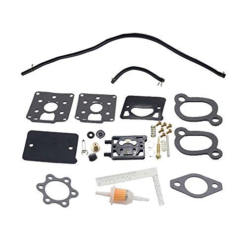 Carburetor Kit fits ONAN Engine Model DD11 DD13 DD15 With Fuel Pump BF BG B43M B48M Replaces Onan Kit 142-0570