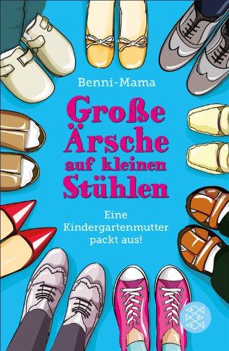 Große Ärsche auf kleinen Stühlen: Eine Kindergartenmutter packt aus!