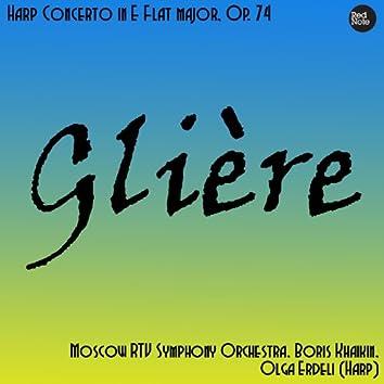 Glière: Harp Concerto in E Flat major, Op. 74